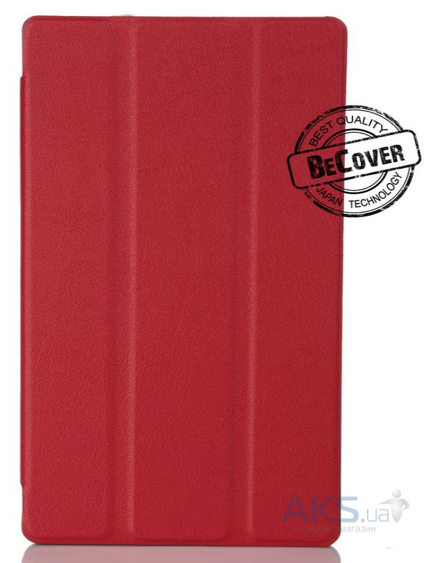 Чехол для планшета BeCover Smart Case Lenovo Tab 3-730X Red (700953)