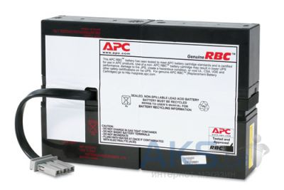 Аккумулятор для ИБП APC Replacement Battery Cartridge #59 (RBC59)