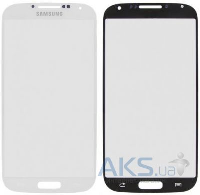 Стекло для Samsung Galaxy S4 I9500, I9505 Original White