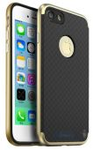 Чехол iPaky Hybrid Series Apple iPhone 7 Gold