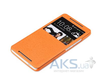 Чехол Rock Excel Series HTC One Max Orange
