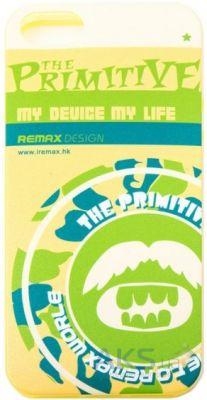 Чехол Remax Primitive 2 Apple iPhone 5, iPhone 5S, iPhone 5SE Yellow