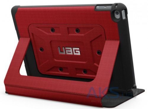 Чехол для планшета UAG Urban Armor Gear iPad Air 2 Rogue Red (IPDAIR2-RED/BLK-VP)