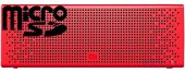 Колонки акустические Xiaomi Mi Bluetooth Speaker Red (QBH4090CN) MicroSD