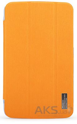 Чехол для планшета Rock New elegant series for Samsung Galaxy Tab 3 7.0 T210/T211 orange