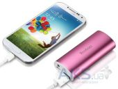 Вид 3 - Внешний аккумулятор Yoobao Power Bank 5200 mAh Magic Wand YB-6012, [PBYB6012PK] Pink