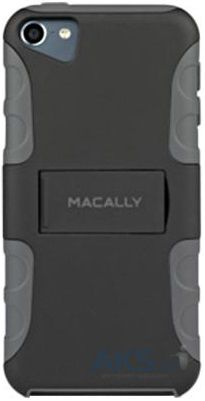 Чехoл Macally Stand Series Apple iPod Touch 5G Black/Gray (TANKB-T5)