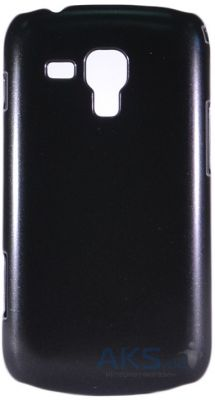Чехол PC case for Samsung Galaxy S7562 black (Trend Duos S7562)