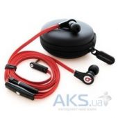 Вид 2 - Наушники (гарнитура) Monster Beats™ by Dr. Dre™ Tour High Resolution In-Ear with ControlTalk Red
