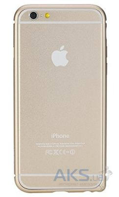 Чехол Rock Arc Slim Guard Apple iPhone 6, iPhone 6S Gold