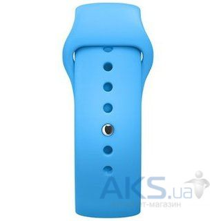 Apple Sport Band for Apple Watch 38mm Blue