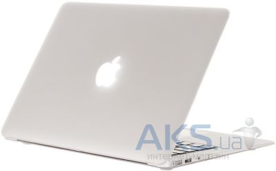 Чехол Kuzy Rubberized Case for MacBook Pro 15 (with Retina display) White