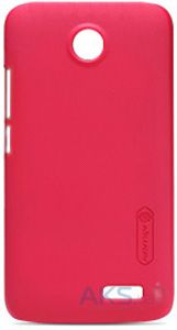 Чехол Nillkin Super Frosted Shield Lenovo A526 Red
