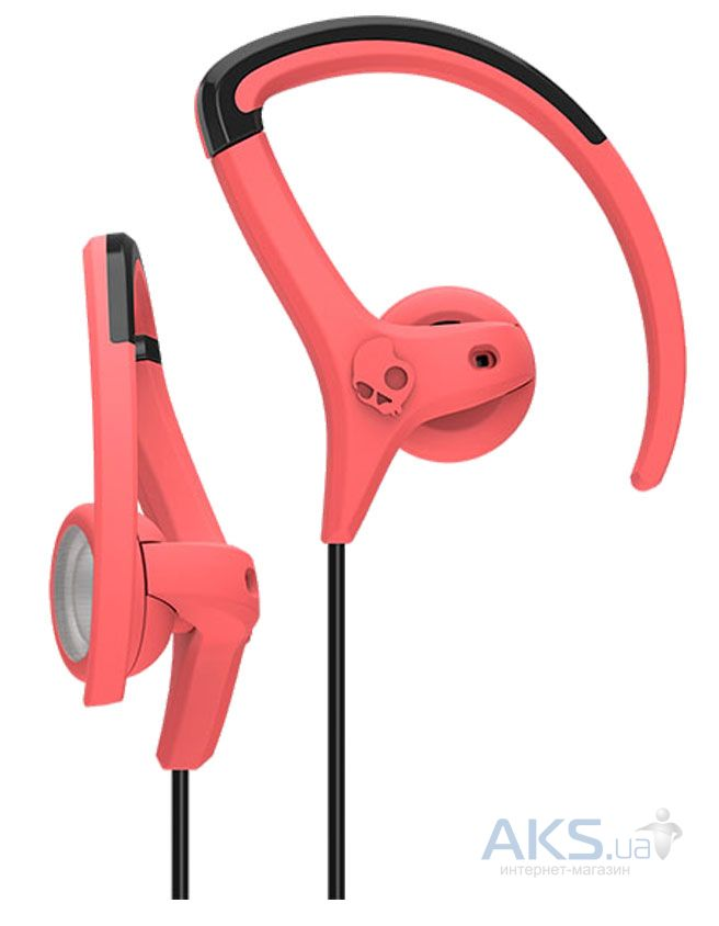 Наушники Skullcandy Chops Bud Black/Red (S4CHGZ-318)