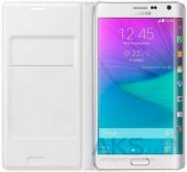 Вид 3 - Чехол Samsung Flip Wallet Cover для Galaxy Note Edge White (EF-WN915BWEGRU)