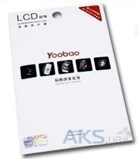 Защитная пленка Yoobao Apple iPhone 5, iPhone 5S, iPhone 5C, iPhone SE Clear