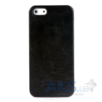 Чехол TETDED Lava Series Apple iPhone 5, iPhone 5S, iPhone 5SE Black