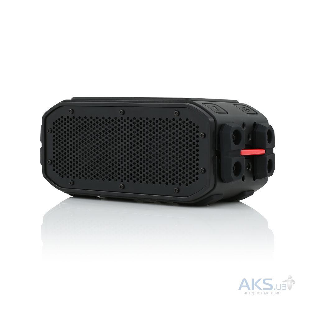 Колонки акустические BRAVEN BRV-Pro Portable Bluetooth Speaker Black/Red/Black