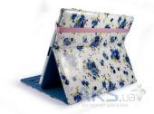 Вид 4 - Чехол для планшета Tuff-Luv Slim-Stand fabric case cover for iPad 2,3,4 White (B2_35)