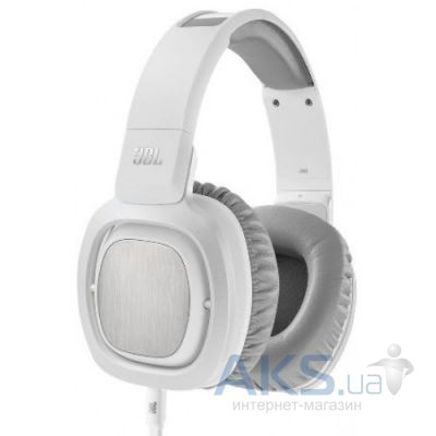 Наушники (гарнитура) JBL On-Ear Headphone J88A White (J88AWHT)