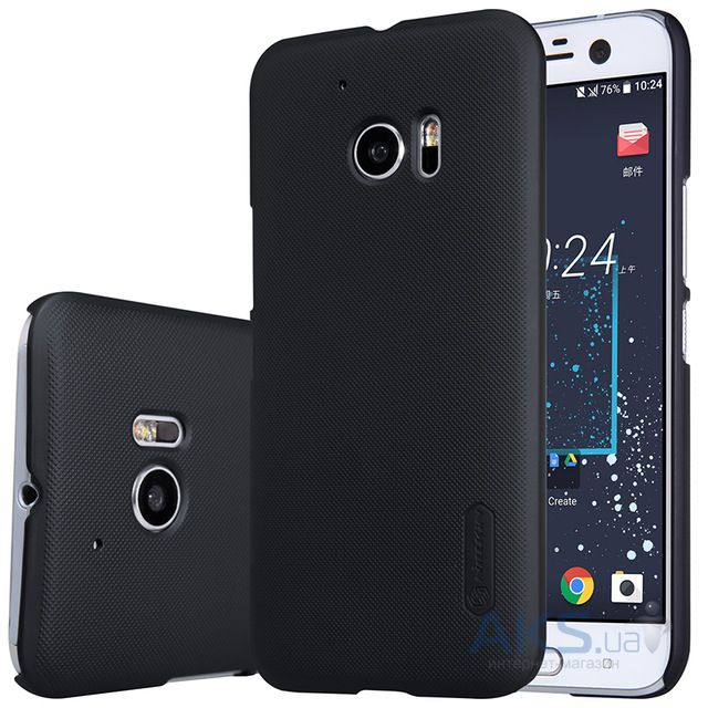 Чехол Nillkin Super Frosted Shield HTC 10 Lifestyle Black