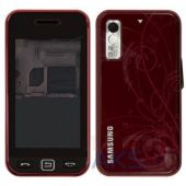Корпус Samsung S5230 Star WiFi Vinous+