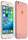 Чехол Remax Shell Series Apple iPhone 6, iPhone 6S Pink