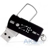 Вид 2 - Флешка GooDRam 32GB Zip Black USB 2.0 (PD32GH2GRZIKR9)
