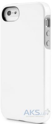 Чехол Incase Pro Hardshell Apple iPhone 5, iPhone 5S, iPhone 5SE White/Gray (CL69057)