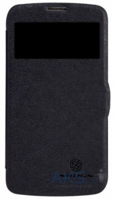 Чехол Nillkin Fresh Leather Series Samsung G350 Galaxy Star Advance Black