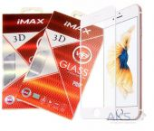 Защитное стекло IMAX 3D glass Apple iPhone 7 White