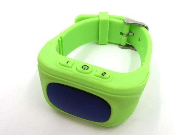 ... Дитячий розумний годинник (з GPS) Smart Baby W5 (Q50) з GPS трекером ... 1649dde201dbf
