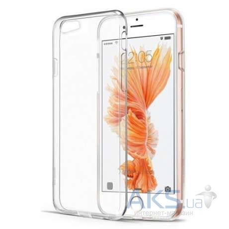 Чехол Original TPU Ultra Thin Apple iPhone 7, iPhone 8 Transparent