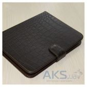 Вид 2 - Обложка (чехол) Saxon Case для PocketBook Touch 622 Dragon Brown