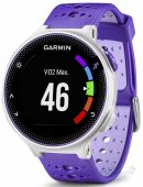 Спортивный браслет Garmin Forerunner 230 Purple/White Bundle (010-03717-47)