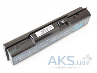 Батарея для ноутбука Acer Aspire 4732 5532 7715 eMachines D525 E627 G525 Gateway NV52 11.1V 8800mAh Black