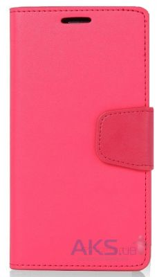 Чехол Mercury Sonata Diary series для Samsung N920 Galaxy Note 5 Rose Red