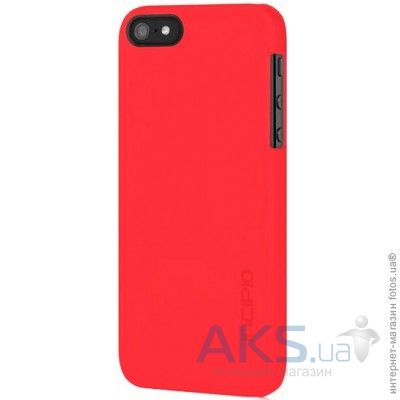 Чехол Incipio Feather® case for iPhone 5/5S Scarlet Red (IPH-810)