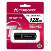 Вид 3 - Флешка Transcend 128GB JetFlash 700 USB 3.0 (TS128GJF700)