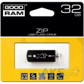 Вид 4 - Флешка GooDRam 32GB Zip Black USB 2.0 (PD32GH2GRZIKR9)