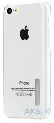 Чехол Rock Ethereal Series Apple iPhone 5C Transparent
