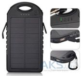 Вид 2 - Внешний аккумулятор power bank MANGO IPX6 waterproof solar 5000mAh Black