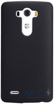 Чехол Nillkin Super Frosted Shield LG Optimus G3 D855 Black