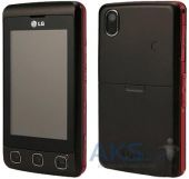 Корпус LG KP500 Brown/Red