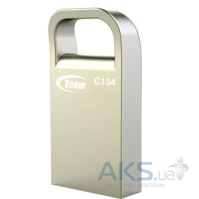 Флешка Team 16GB C134 USB 2.0 (TC13416GS01) Grey