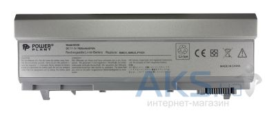 Батарея для ноутбука Dell Latitude E6400 (PT434, DE E6400 3SP2) 11.1V 7800mAh PowerPlant