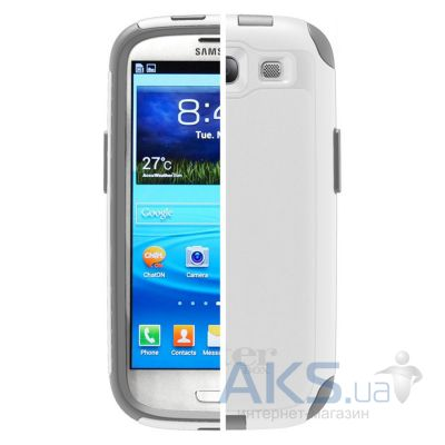 Чехол OtterBox Commuter Case for Samsung Galaxy S III - Retail Packaging - Glacier (77-21392)