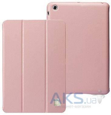 Чехол для планшета JustCase Leather Case For iPad mini Pink (SS00016)
