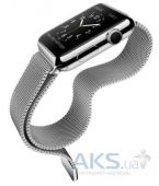 Вид 2 - Умные часы Apple Watch Stainless Steel 38mm with Milanese Loop (MJ322)