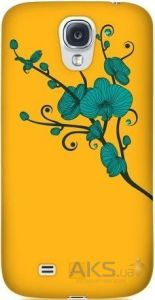 Чехол Bling My Thing Orchid Colour for Samsung Galaxy S4 Yellow (BMT-AS4-OD-YL-BLZ)
